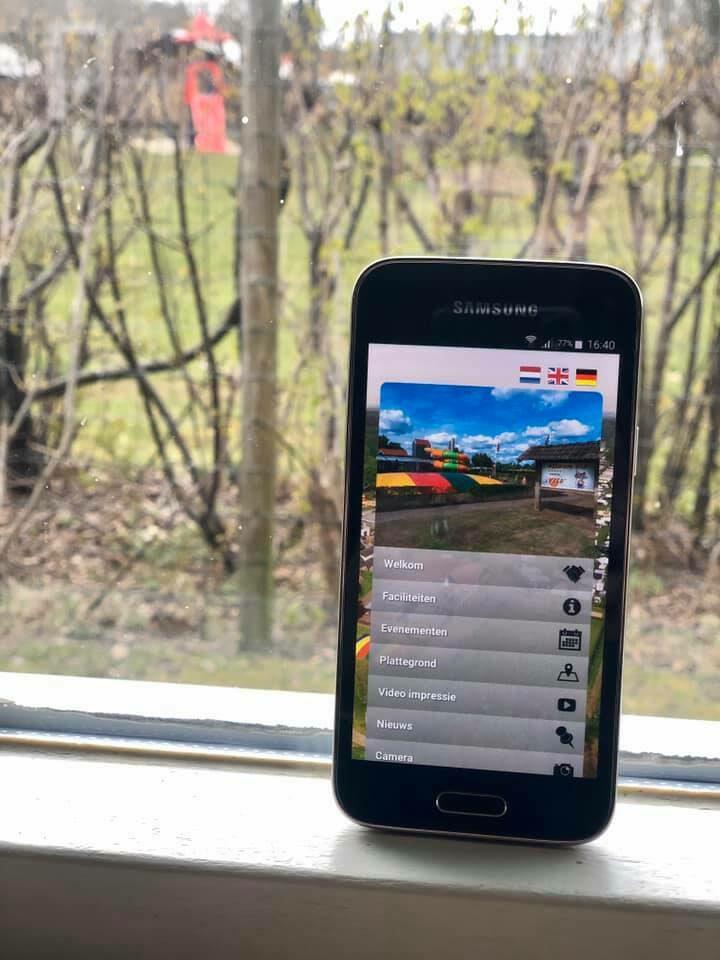 Vakantie app