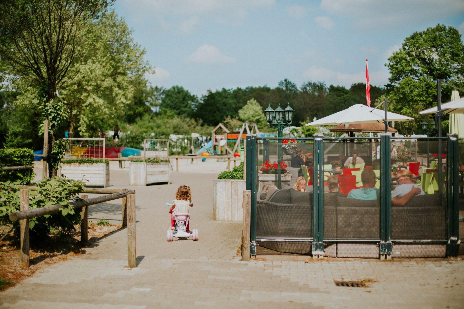 Camping vlakbij Attractiepark Slagharen