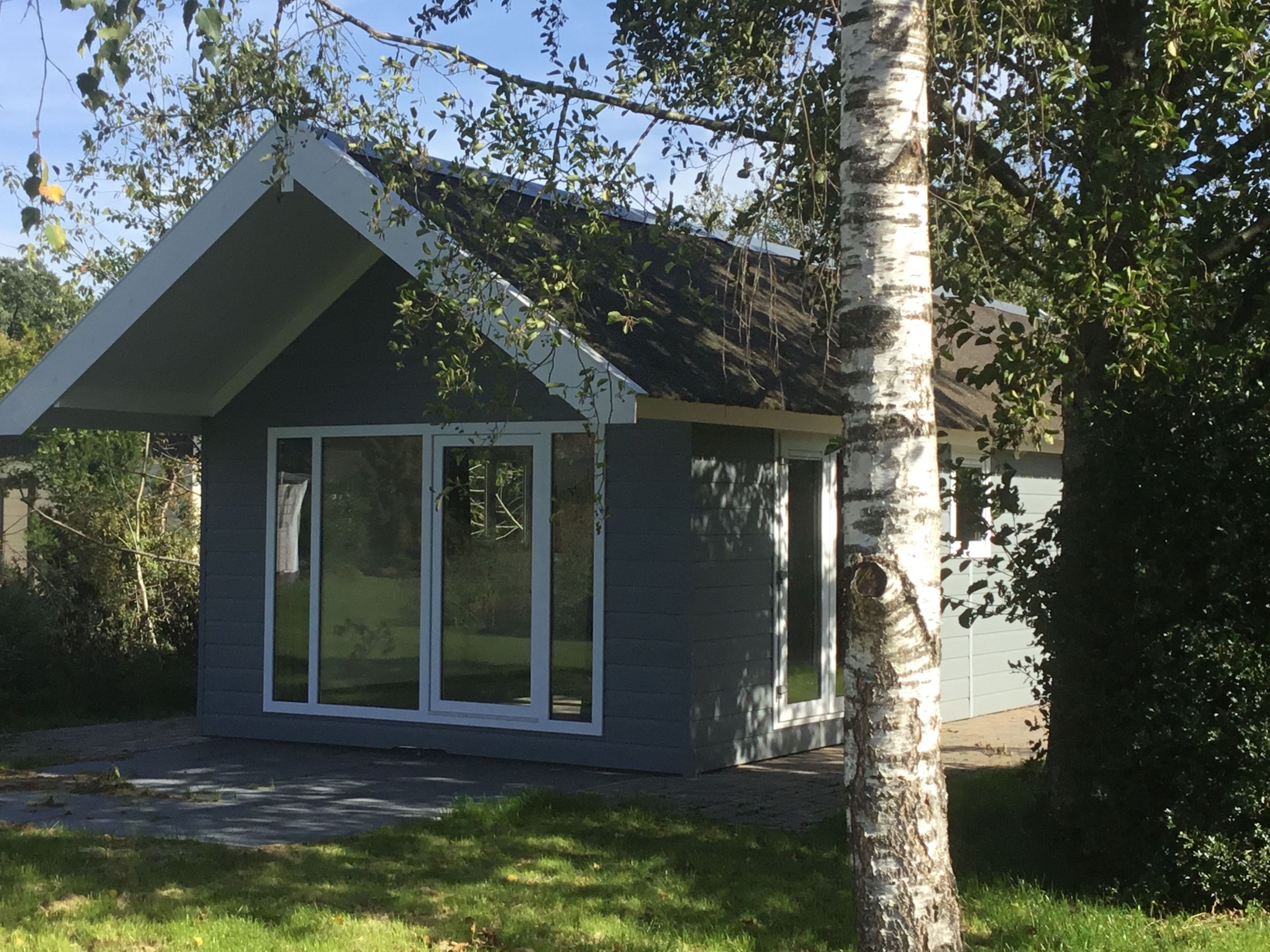 Luxe chalet - Kavelnr. A10