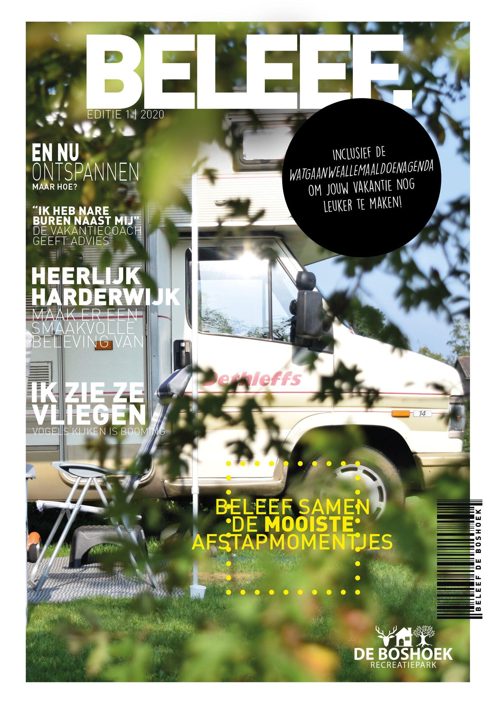 BELEEF.magazine editie 1 lente/zomer 2020