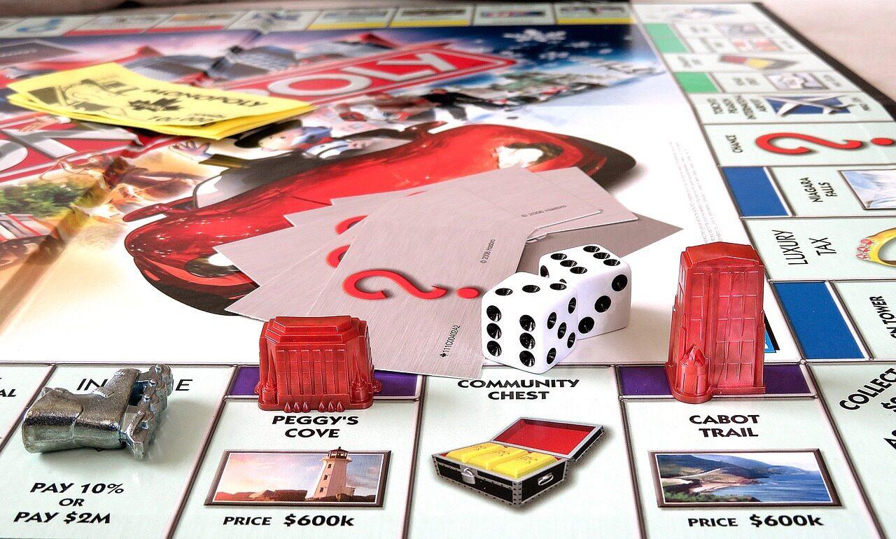 Monopoly bij TopParken
