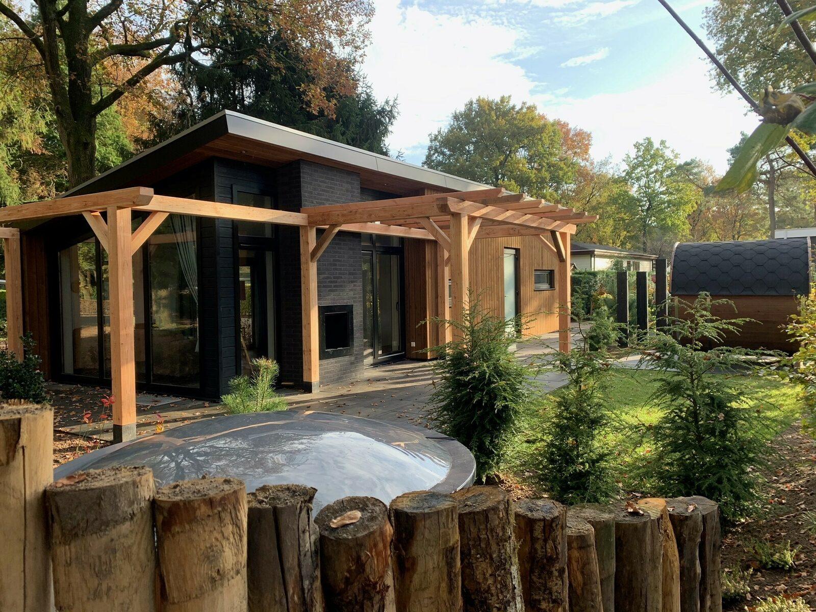 Eco Berken Lodge