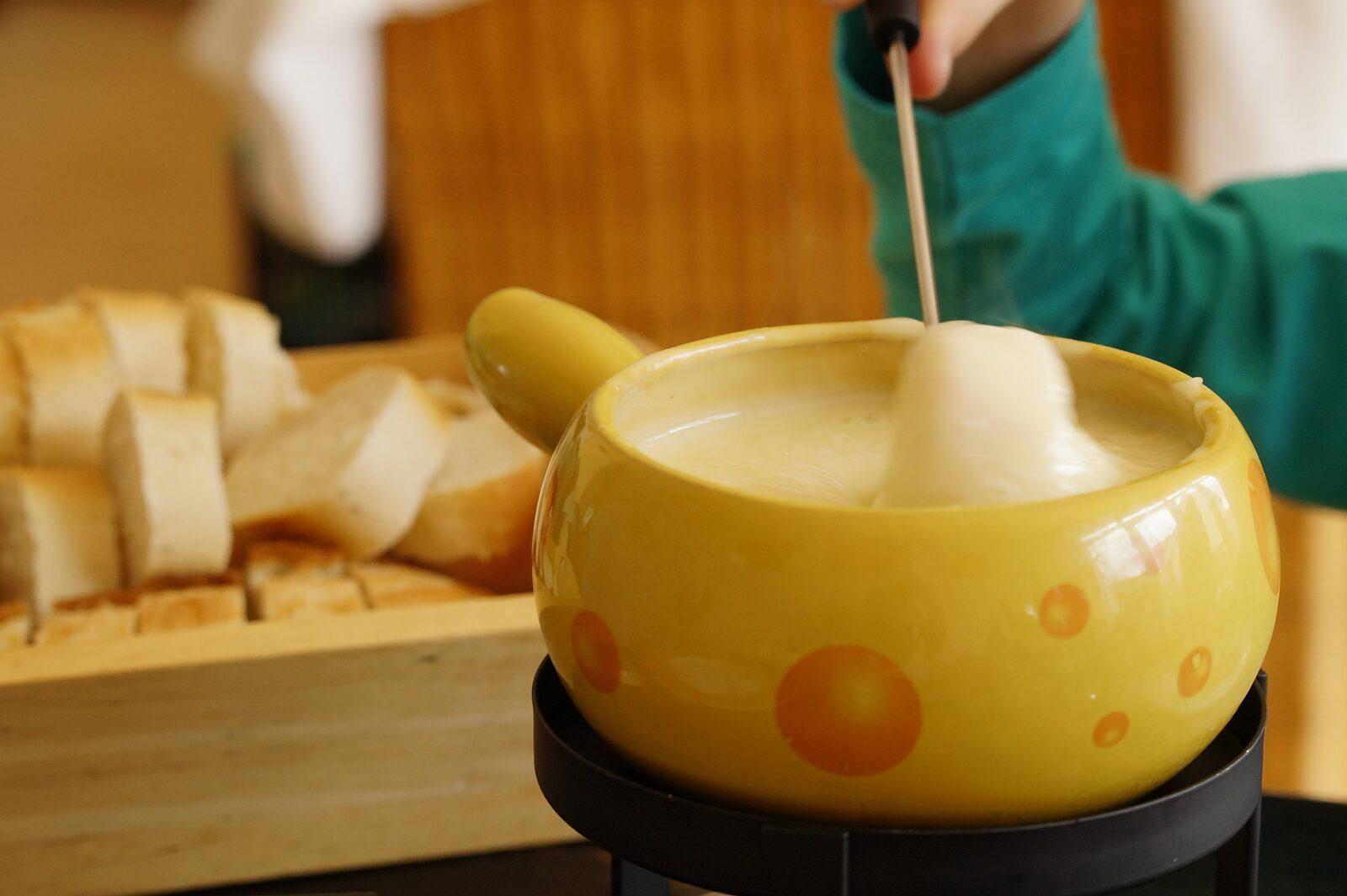 Nieuw: Franse fondue-avonden