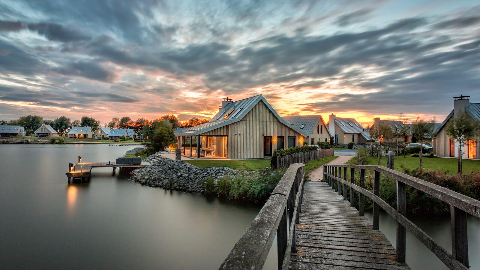 Vakantiehuis met sauna en jacuzzi