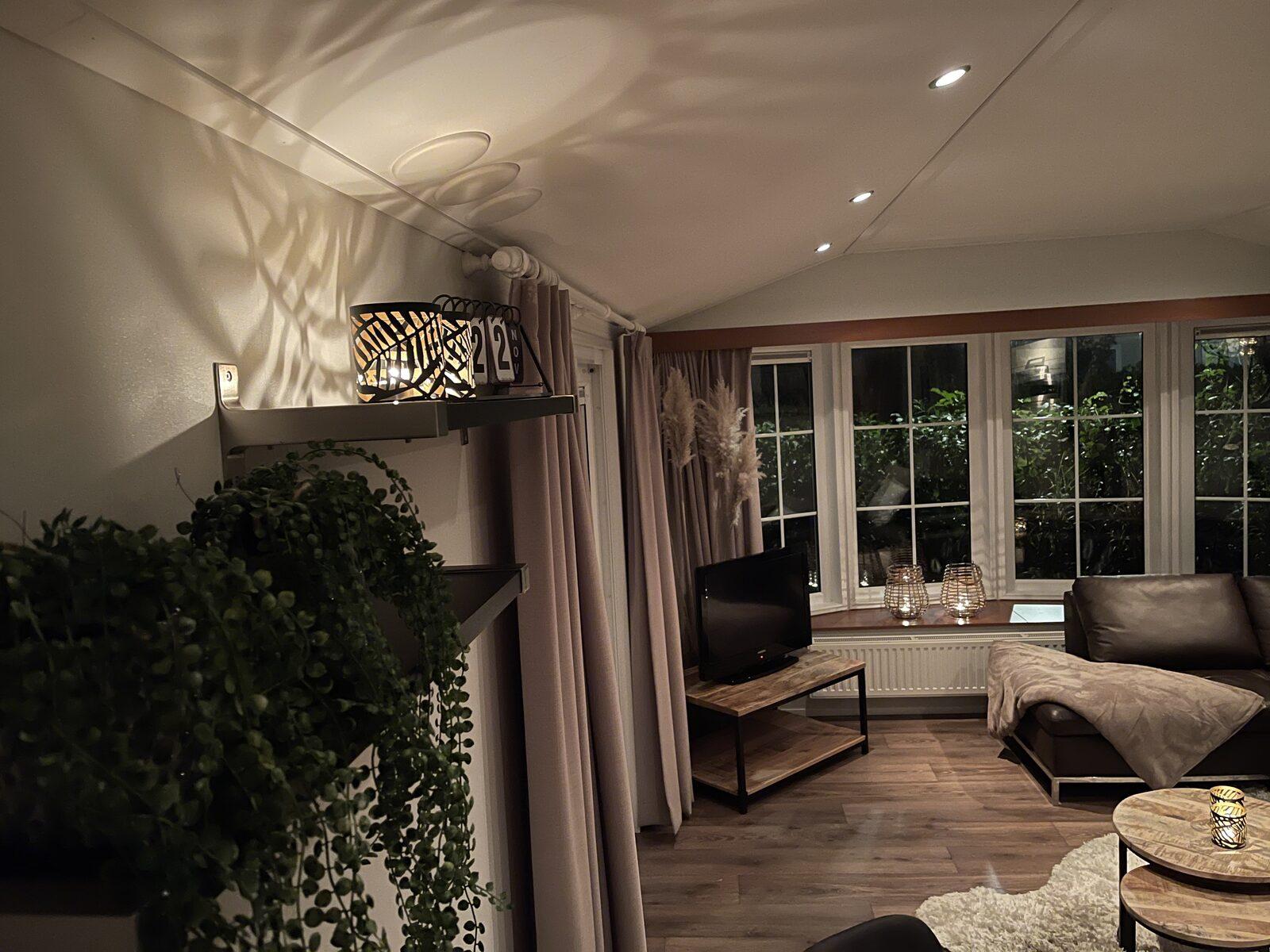 Luxurious L Chalet
