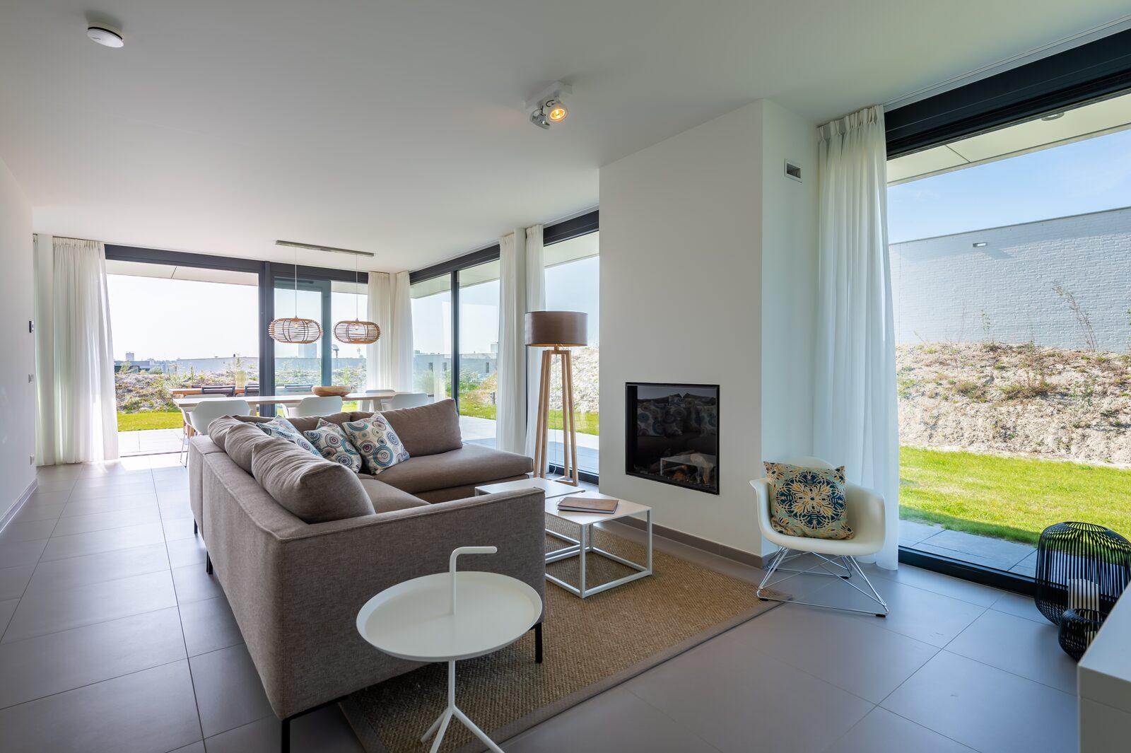 Luxus Ferienvilla zeeland duinvallei 23 de groote duynen