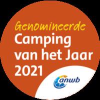 Genomineerde ANWB Camping van het Jaar 2021