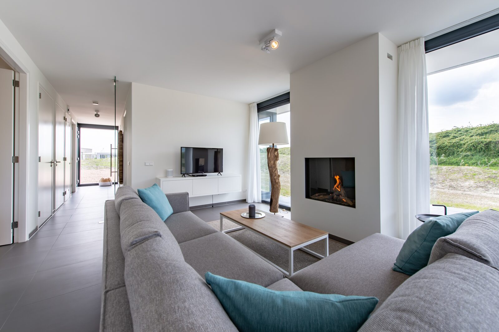 Luxus-Ferienvilla zeeland duinvallei 1 de groote duynen