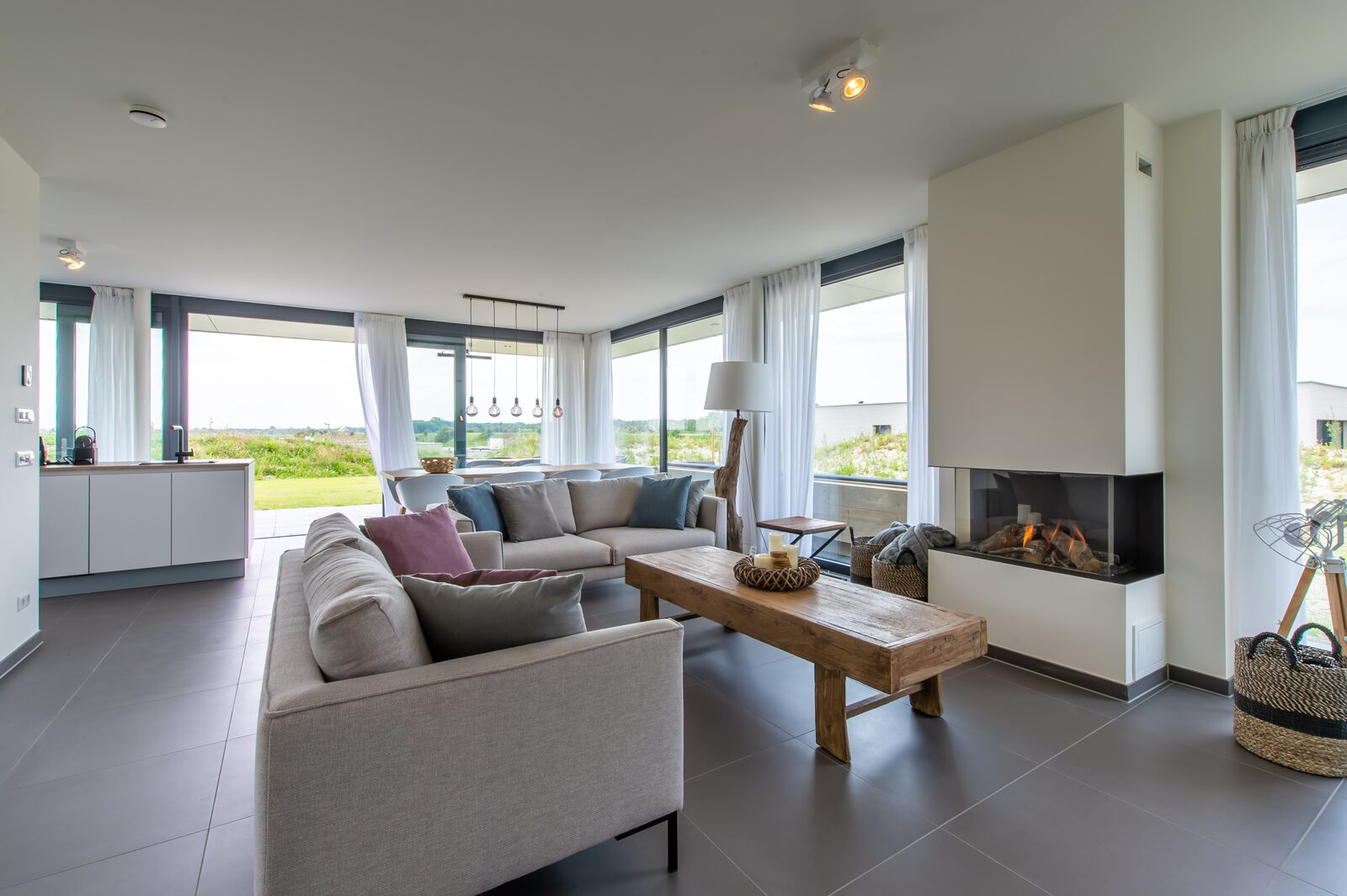 Luxury holiday home zeeland duinvallei 45 de groote duynen