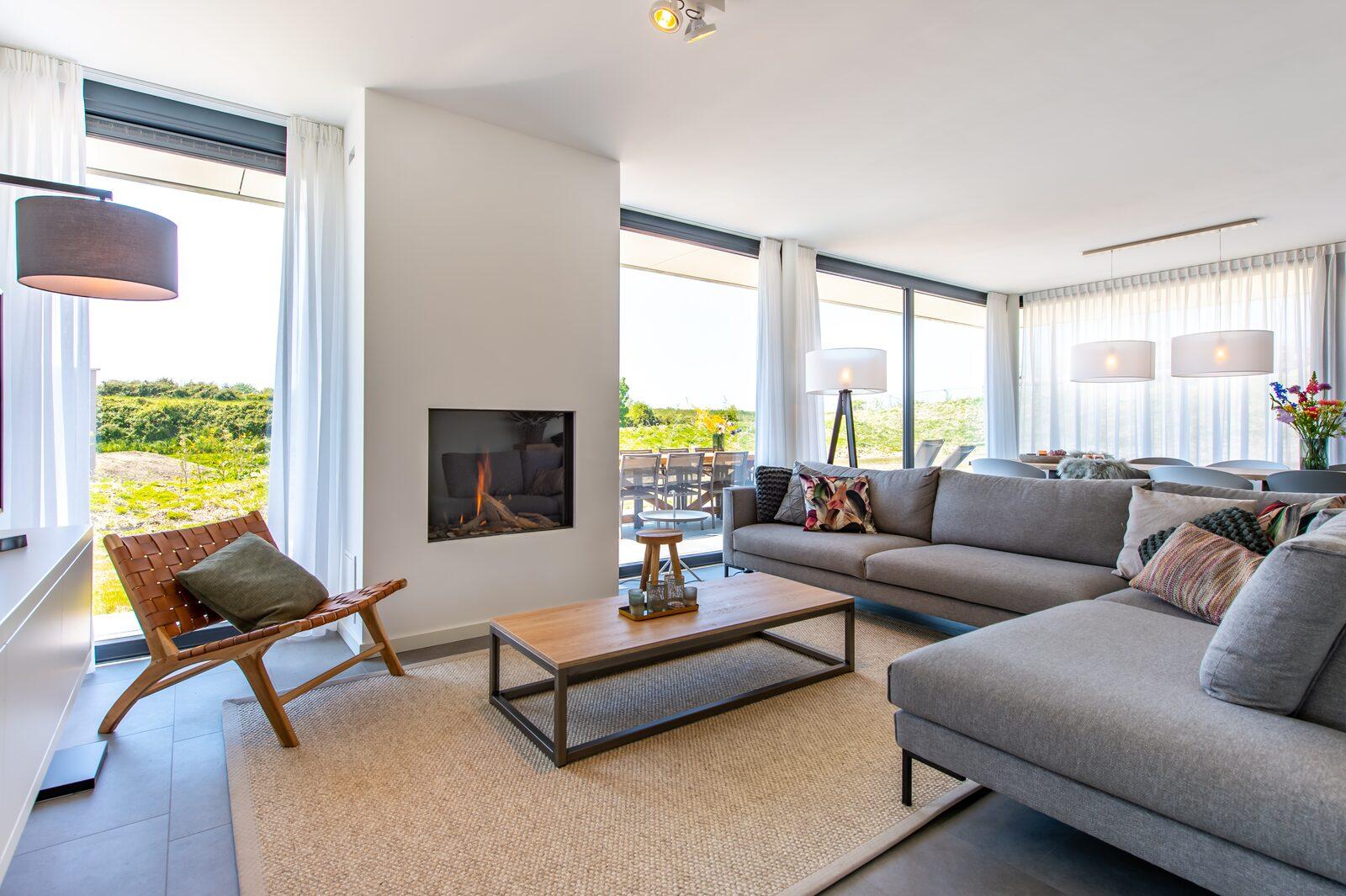 Luxus-Ferienhaus duinvallei 5 de groote duynen