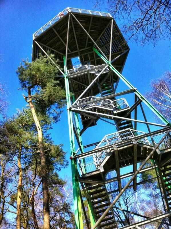Uitkijktoren op de Lönsberg