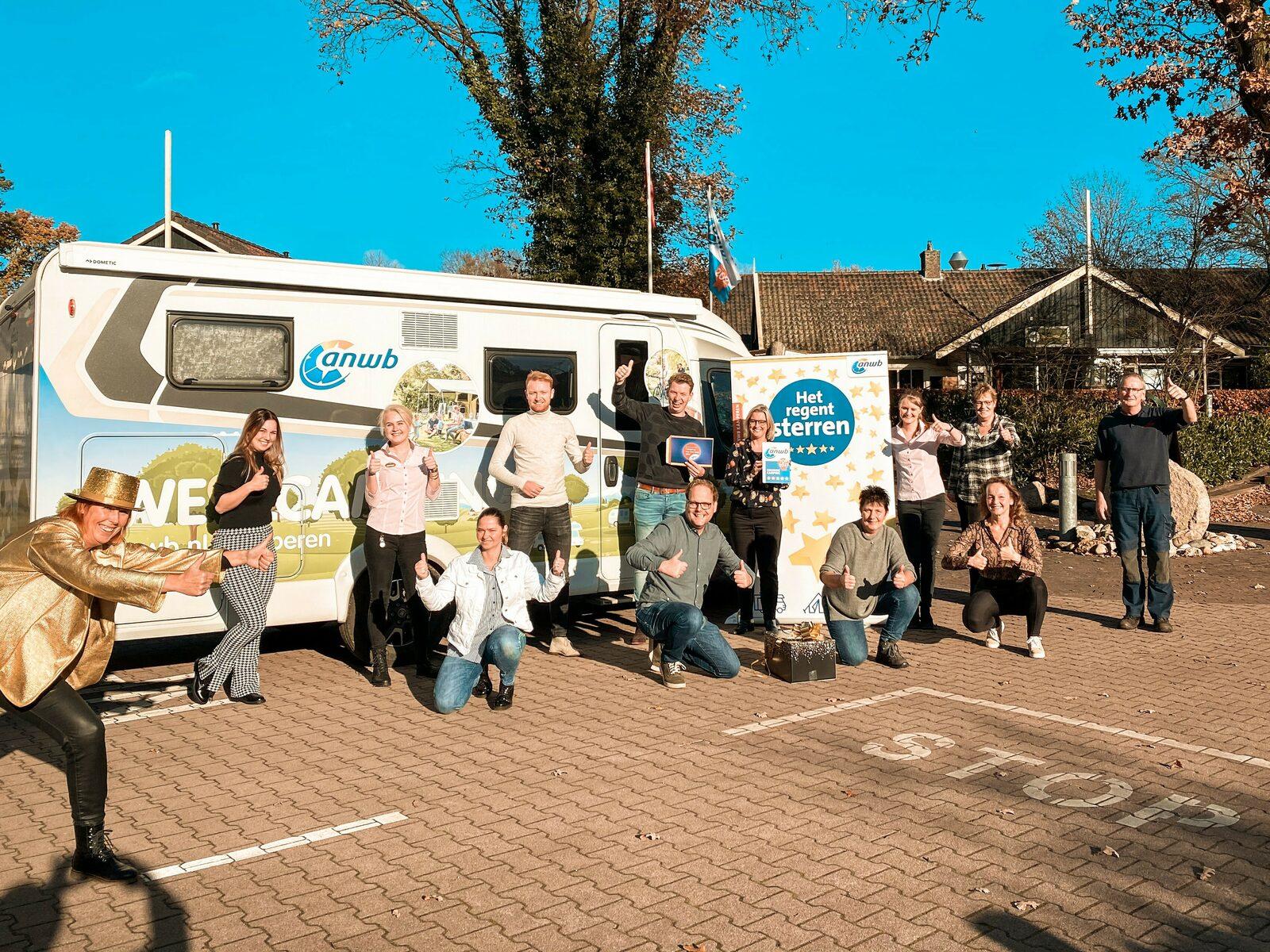 Beerze Bulten genomineerd voor 'ANWB Camping van het Jaar 2021'