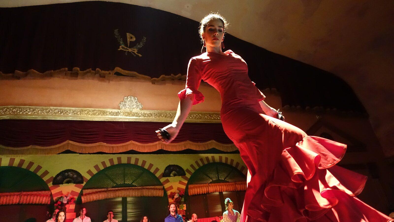 Noche de Flamenco (Nuit de Flamenco)
